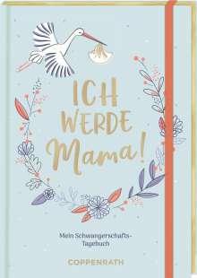 Bettina Behrendt: Ich werde Mama!, Buch