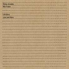 "Ólafur Arnalds & Nils Frahm: Life Story Love And Glory, Single 7"""