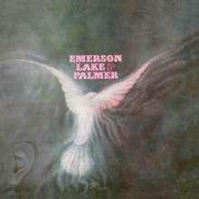 Emerson, Lake & Palmer: Emerson, Lake & Palmer (remastered), LP