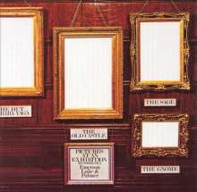 Emerson, Lake & Palmer: Pictures At An Exhibition (remastered), LP