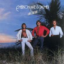 Emerson, Lake & Palmer: Love Beach (2017 Remaster), CD