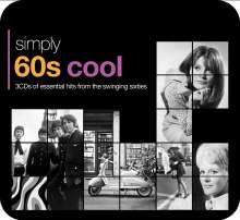 Simply 60s Cool, 3 CDs