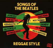 Songs Of The Beatles: Reggae Style, 2 CDs