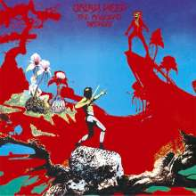 Uriah Heep: The Magician's Birthday (Deluxe Edition), 2 CDs