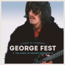 George Fest: A Night To Celebrate The Music Of George Harrison: Live 2014, 2 CDs und 1 Blu-ray Disc