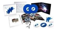 alt-J: Live At Red Rocks (Limited Edition Box Set) (Colored Vinyl), 2 LPs, 1 CD, 1 DVD und 1 Blu-ray Disc