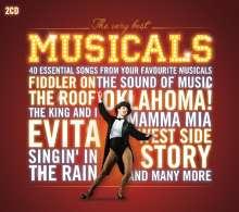 Musical: Very Best Musicals, 2 CDs
