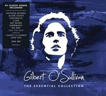 Gilbert O'Sullivan: Essential Collection, 2 CDs