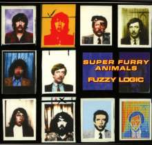 Super Furry Animals: Fuzzy Logic (20th Anniversary Deluxe Edition) (Explicit), 2 CDs