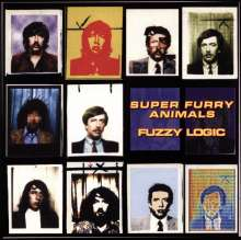 Super Furry Animals: Fuzzy Logic (20th Anniversary Deluxe Edition) (remastered) (180g), LP