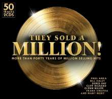 They Sold A Million!, 2 CDs