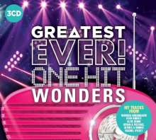 One Hit Wonder: Greatest Ever, 3 CDs