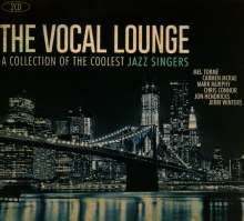 The Vocal Lounge: The Coolest Jazz Singers, 2 CDs
