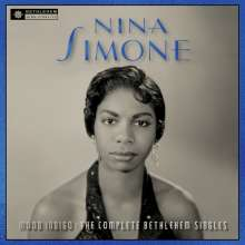 Nina Simone (1933-2003): Mood Indigo: The Complete Bethlehem Singles, CD