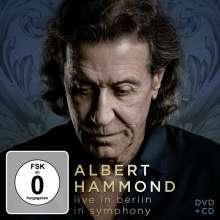 Albert Hammond: Live in Berlin - In Symphony, 1 DVD und 1 CD