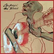 Confessin' The Blues Volume I, 2 LPs