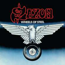 Saxon: Wheels Of Steel (Deluxe Edition), CD