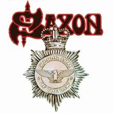 Saxon: Strong Arm Of The Law (Deluxe-Edition), CD
