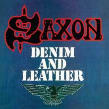 Saxon: Denim And Leather (Deluxe-Edition), CD