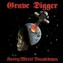 Grave Digger: Heavy Metal Breakdown (Deluxe-Edition), CD