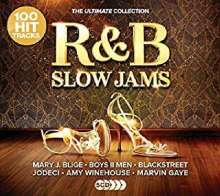 Ultimate R&B Slow Jams, 5 CDs