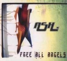 Ash: Free All Angels, CD