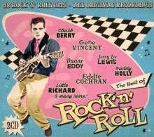 The Best Of Rock'n Roll: 58 Rock'n'Roll Hits, 2 CDs