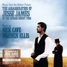 Filmmusik: The Assassination Of Jesse James By The Coward Robert Ford (remastered) (Limited-Edition) (Whiskey Colored Vinyl), LP