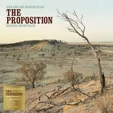 Nick Cave & Warren Ellis: Filmmusik: The Proposition (2018 Remaster) (Gold Vinyl), LP