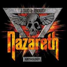Nazareth: Loud & Proud! Anthology (180g) (Bright Red + Orange Vinyl), 2 LPs