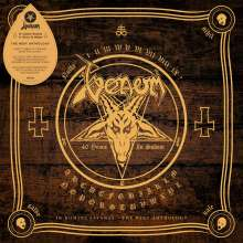 Venom: In Nomine Satanas: The Neat Anthology (Mediabook), 2 CDs