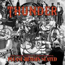 Thunder: Please Remain Seated (Limited-Edition) (Orange Vinyl), 2 LPs