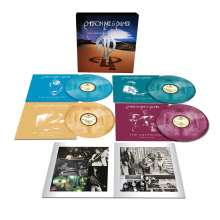 Emerson, Lake & Palmer: The Anthology (remastered) (Colored Vinyl) (Box Set), 4 LPs