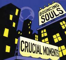 The Bouncing Souls: Crucial Moments (EP), CD