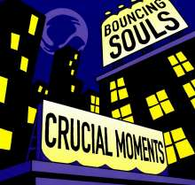 The Bouncing Souls: Crucial Moments EP (Colored Vinyl), LP
