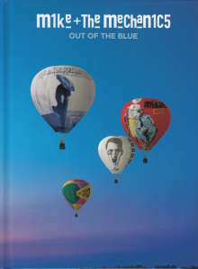 Mike & The Mechanics: Out Of The Blue (Deluxe Edition), 2 CDs