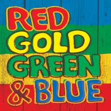 Red Gold Green & Blue, 2 LPs