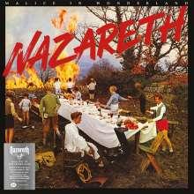 Nazareth: Malice In Wonderland (remastered) (Limited-Edition) (Red Vinyl), LP