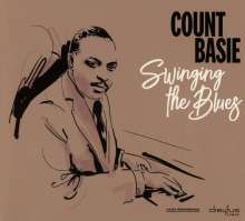 Count Basie (1904-1984): Swinging The Blues, CD
