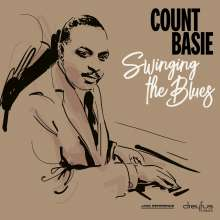 Count Basie (1904-1984): Swinging The Blues, LP