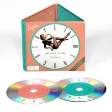 Kylie Minogue: Step Back In Time: The Definitive Collection, 2 CDs