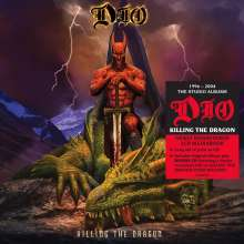 Dio: Killing The Dragon (Deluxe Edition 2019 Remaster), 2 CDs