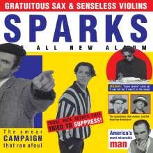 Sparks: Gratuitous Sax & Senseless Violins, 3 CDs
