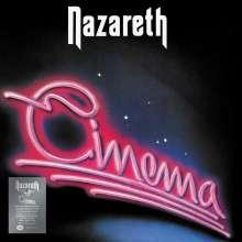 Nazareth: Cinema (remastered) (White Vinyl), LP