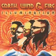 Earth, Wind & Fire: Illumination, CD