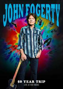 John Fogerty: 50 Year Trip: Live At Red Rocks, DVD