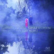 Andreas Scholl & Tamar Halperin - Twilight People, CD