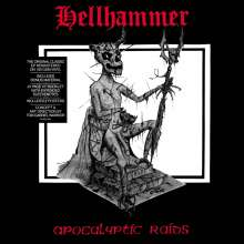 Hellhammer: Apocalyptic Raids (remastered) (180g) (Deluxe Edition), LP