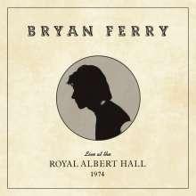 Bryan Ferry: Live At The Royal Albert Hall 1974, CD