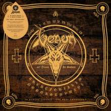 Venom: In Nomine Satanas: The Neat Anthology, 2 CDs